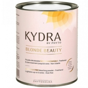 Kydra Blonde Beauty Ammonia-Free Bleaching Powder Блондирующая пудра без аммиака пудра 500 гр.